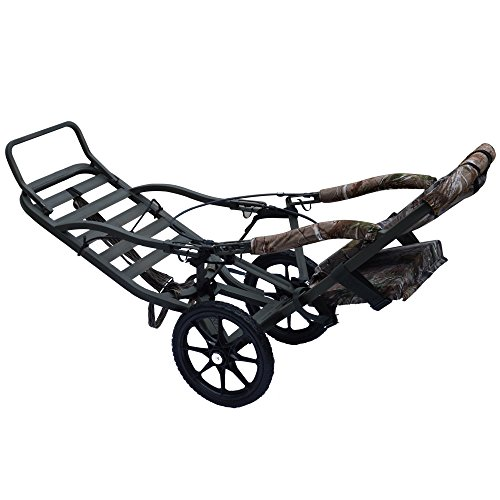 Sherpa Summit Tree Stand Model Hunting Game Carts