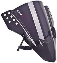 Puig 16-19 Yamaha XSR900 Vision Windscreen (Black Fairing with Dark Smoke Screen)