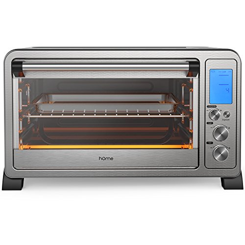 HomeLabs Digital Countertop Convection Oven