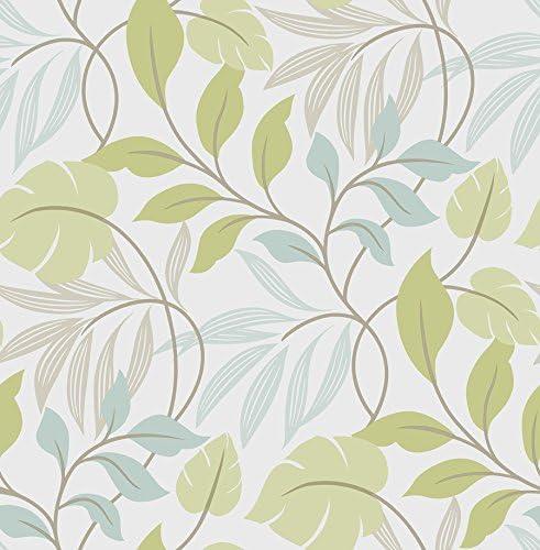 NuWallpaper NU1657 Meadow Wallpaper Green product image