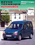 E.T.A.I - Revue Technique Automobile 632 - RENAULT KANGOO I - 1997 à 2003