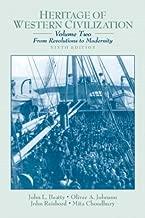 Best heritage of western civilization volume 2 Reviews