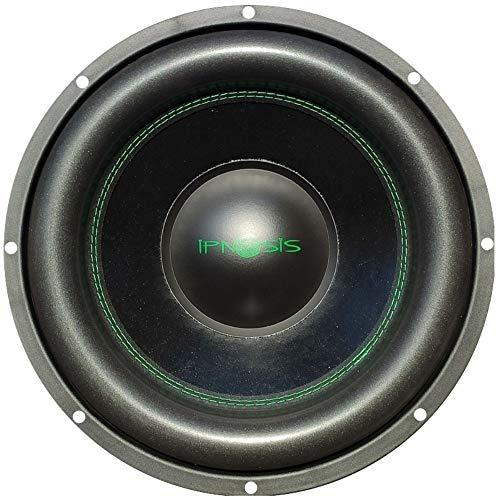 1 SUBWOOFER IPNOSIS IPW 8030.4 38,00 cm 380 mm 15  di diametro doppia bobina dual voice coil 4+4 ohm 800 watt rms 1600 watt max auto car, 1 pezzo