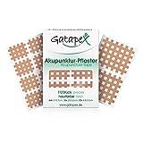 Gatapex Akupunktur-Pflaster 3 Größen L, M, S, Hautfarbe