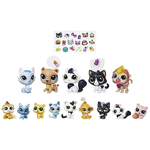 Littlest Pet Shop Family Pet Collection by Littlest Pet Shop