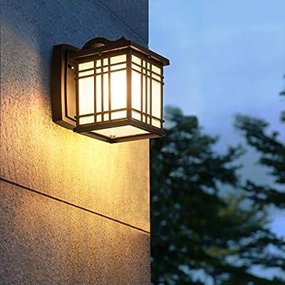 GORGAN Modern Lighting Waterproof Indoor Outdoor Sconces Wall Lighting Wall Lamp for Garden Courtyard Balcony Hallway Corridor Living Room