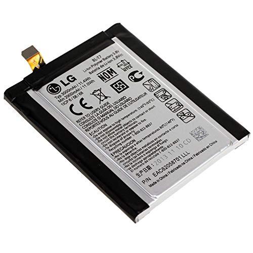 LG BL-T7 - Batería de Ion de Litio (G2, 3000 mAh)