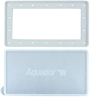 Aquador 1010 Face Plate & Cover Winterizing Above Ground Swimming Pools - Olympic, Trevi & Aqualeader Skimmers 1010 71010