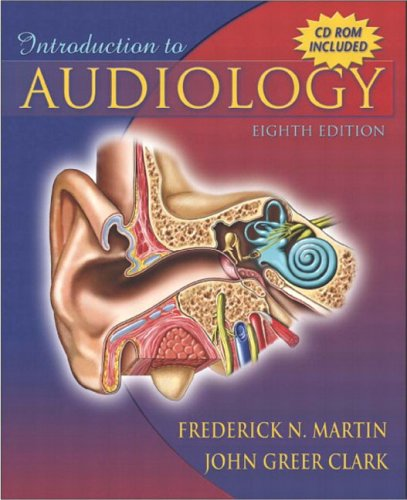 Introduction to Audiology (8th Edition)