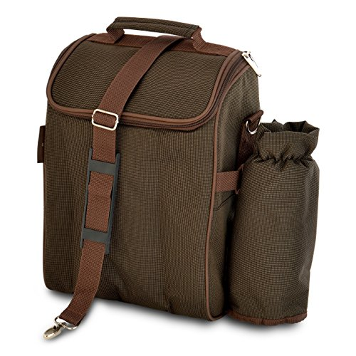 Berghoff Picknick Tasche, braun, 26 x 20 x 34.5 cm, 4490328