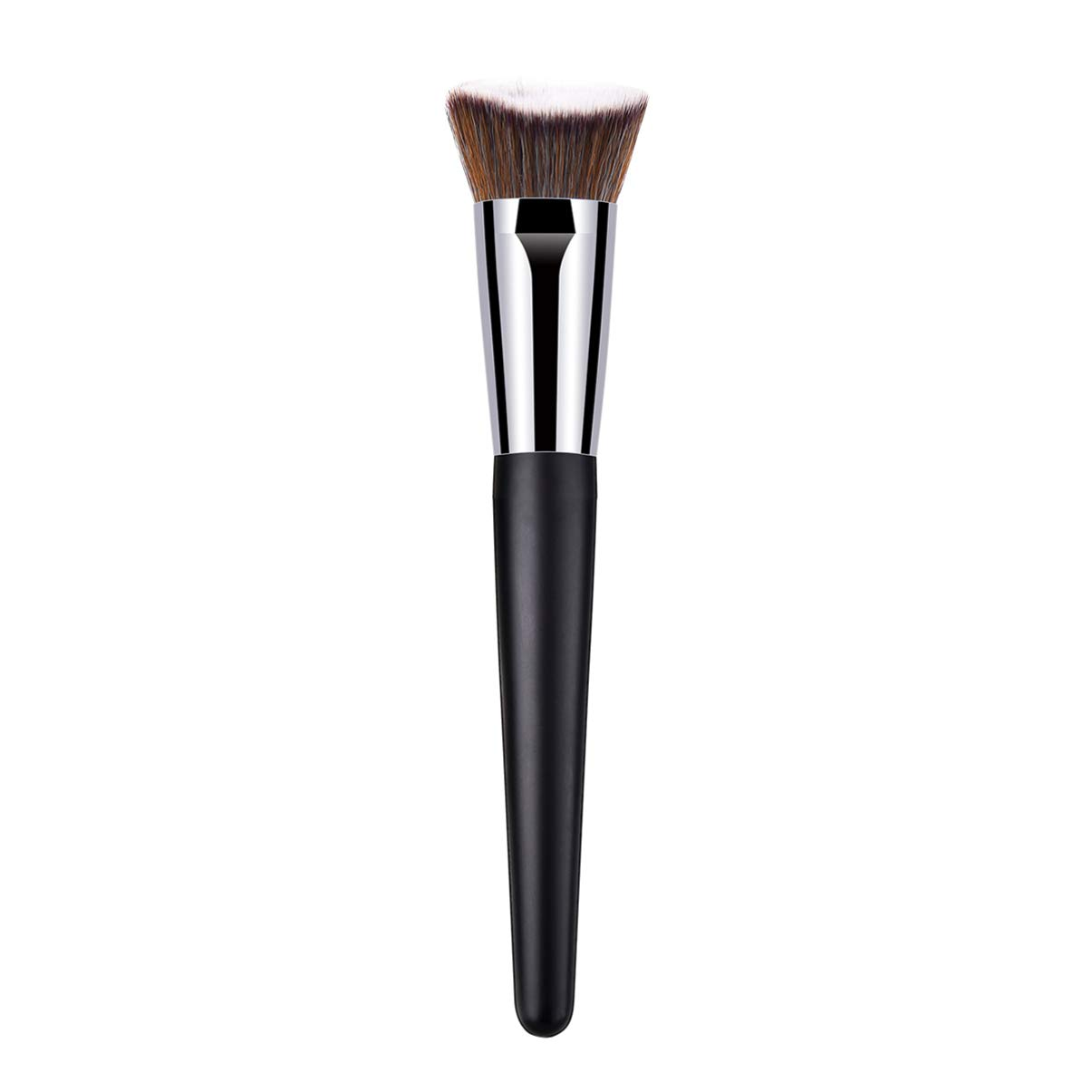 LEORX It is very popular Liquid Foundation Brush Flat Bombing free shipping Top fo Face Makeup Soft