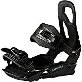 Firefly RX 180 Snowboard Bindings - Small-Medium/Black