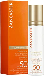 Lancaster 57949 Sun Control Relauch-Illuminating Cream, SPF 50, 50 ml