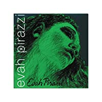 EVAH PIRAZZI エヴァ ピラッツィ バイオリン弦セット(E線:ゴールドスチール 0.26ボールエンド)