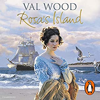 Rosa's Island                   By:                                                                                                                                 Val Wood                               Narrated by:                                                                                                                                 Anne Dover                      Length: 11 hrs and 43 mins     35 ratings     Overall 4.9