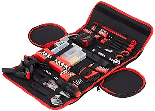 Stalwart - 75-HT1086 Household Hand Tools, 86 Piece Tool Set With...