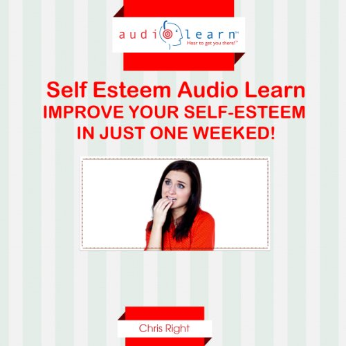 Self Esteem AudioLearn audiobook cover art