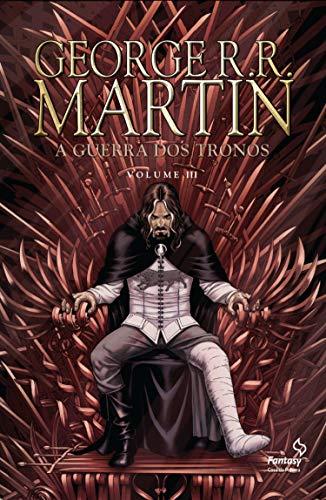 A Guerra dos Tronos HQ - volume III