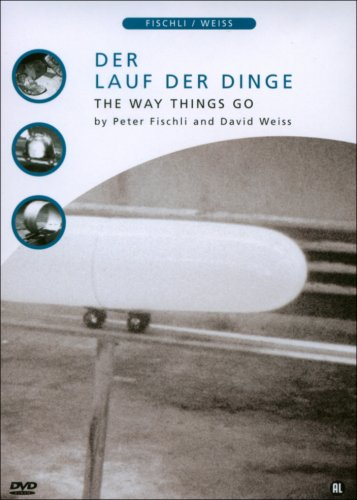 Der Lauf der Dinge / The Way Things Go [DVD]