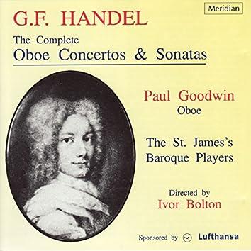 Handel: The Complete Oboe Concertos & Sonatas