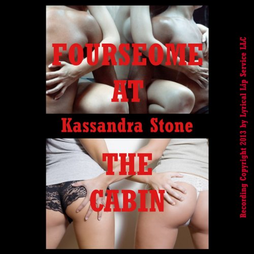 Foursome at the Cabin audiobook cover art
