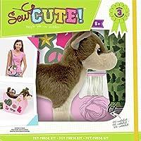 Sew Cute! Felt Pet Carrier Kit-Chihuahua