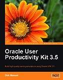 Oracle User Productivity Kit 3.5 (English Edition)