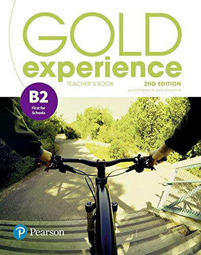 Gold Experience B2. Teacher's Book with Online Homework & Online Resources Pack