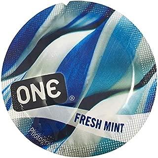 mint flavour condom
