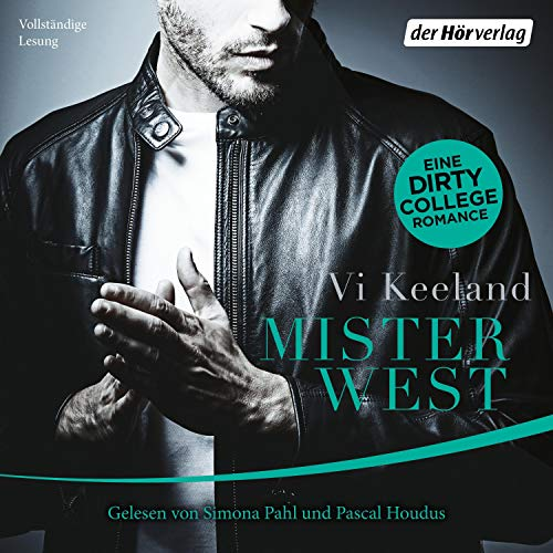 Mister West  By  cover art