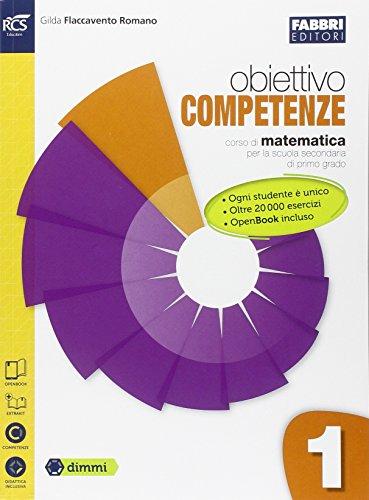 Obiettivo competenze. Con quaderno-Prove INVALSI-Extrakit. Per la Scuola media. Con e-book. Con espansione online