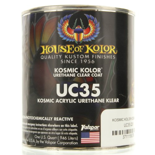House of Kolor KOSMIC KOLOR URETHANE KLEAR HOUSE OF COLOR UC35