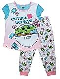LEGO Star Wars Baby Yoda 2 Piece Pajama Set, Girls 6/6X Blue