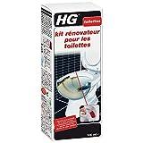 HG Kit Rénovateur pour Toilettes 500 ml