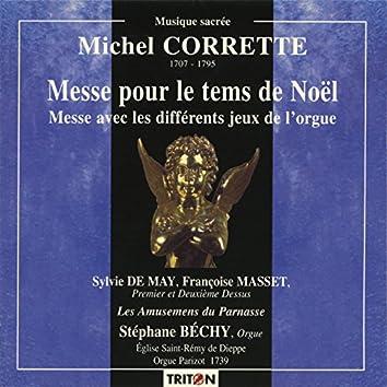 Michel Corrette: Messe pour le tems de Noël