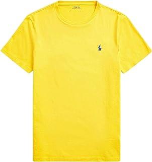 Polo Ralph Lauren Kids Boy's Cotton Jersey Crew Neck T-Shirt (Big Kids)