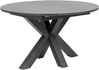 Pureday Table, Ronde Jonas - Extensible - Moderne - 130/170 cm