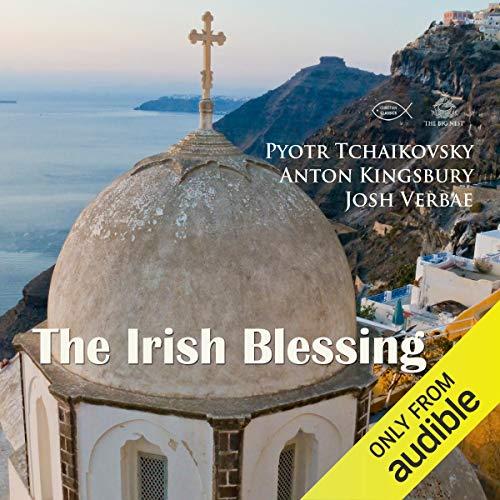 The Irish Blessing audiobook cover art
