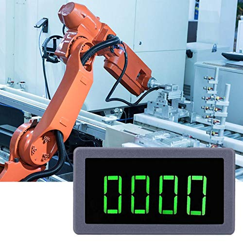 NPN Hall Naderingsschakelaar Sensor 824V Brede Voedingsspanning RPM Snelheid Meetmeter DC 824V Toerenteller Naderingsschakelaar 4cijferige uitlezing 40mASpeedometer
