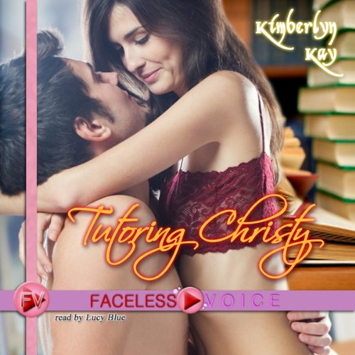 Tutoring Christy: Lucy Blue Narration audiobook cover art