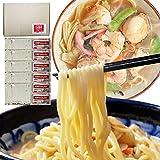 本場長崎ちゃんぽん ちゃんぽん麺 6食 生麺 半生 自家製スープ付 製麺メーカーが作るこだわりのモチモチ麺