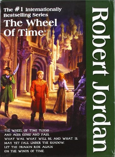 Price comparison product image The Wheel of Time,  Boxed Set II,  Books 4-6: The Shadow Rising,  The Fires of Heaven