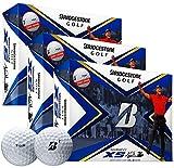 PlayBetter Bridgestone Golf 2020 Tour B XS Tiger Woods Edition Golf Balls | Multi-Packs (One Dozen)