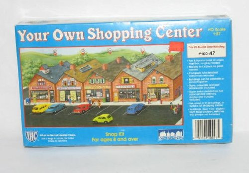 IHC 100-47 HO Cards AMD Gifts Store Building Kit