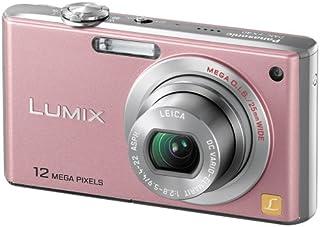 パナソニック デジタルカメラ LUMIX (ルミックス) FX40 スイートピンク DMC-FX40-P