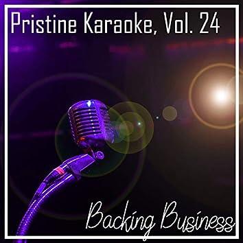 Pristine Karaoke, Vol. 24