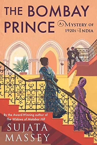 Image of The Bombay Prince (A Perveen Mistry Novel)
