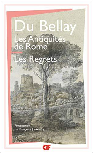 Les Antiquités de Rome - Les Regrets