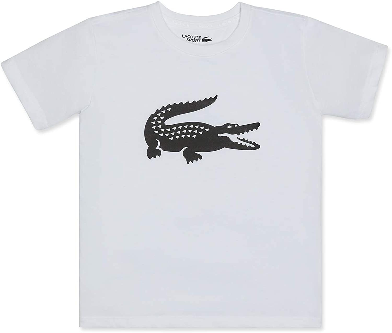Lacoste Kids Sport Croc Graphic T-Shirt