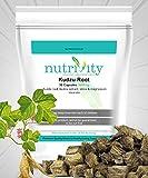 Kudzu (Pueraria lobata) Root 1000mg Capsules Natural Veggie Dietary Supplement Nutrivity 60 Caps